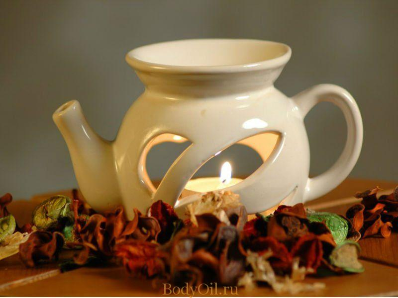 Изготовление и использование аромалампы в домашних условиях