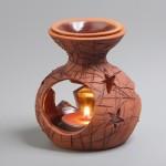 Классическая глиняная аромалампа