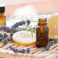 Лимон и эфирное масло - отличное средство от простуды