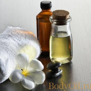 Цветок сандала и эфирное масло