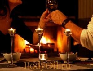 Сделайте ужин приятным с аромамаслами