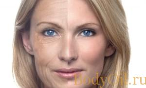 Возрастная кожа